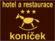 Hotel Koníček – ubytování Uherské Hradiště